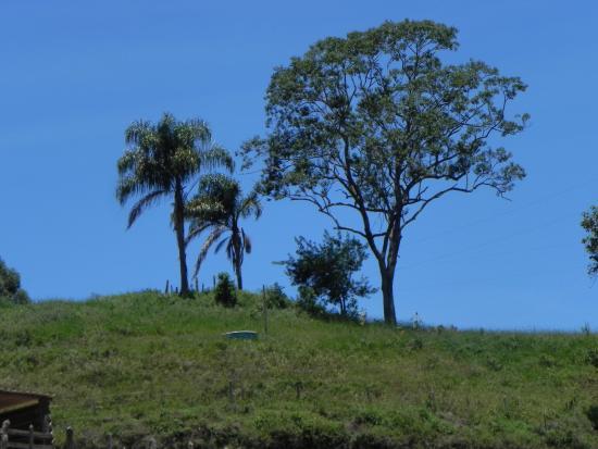 Parque Estadual da Serra da Boa Esperanca: Vista da parte de cima do restaurante 3 Irmãs