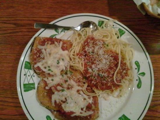 Angel Hair Sausages Picture Of Olive Garden Salisbury Tripadvisor