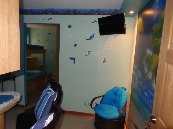 San Pedro, Costa Rica : apartamento mar caribe
