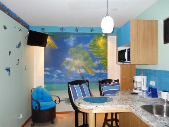 San Pedro, คอสตาริกา: apartamento caribe