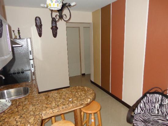 San Pedro, Costa Rica : apartamento africa