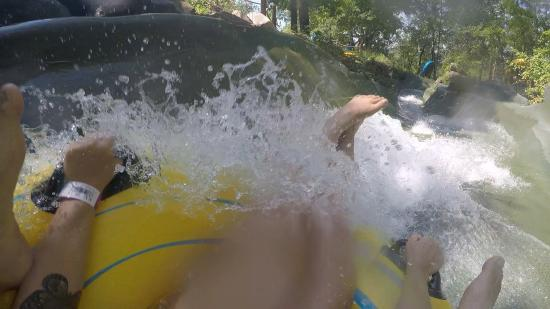 Mountain Creek Water Park: Speeding Down at Action Park