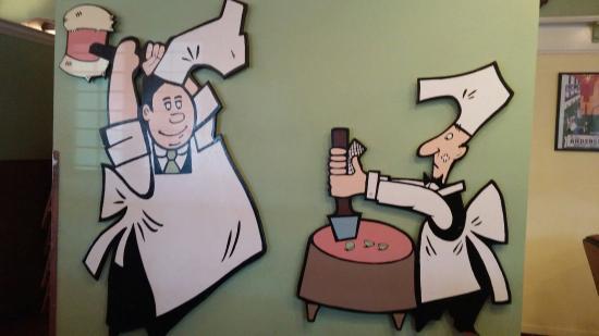 Buellton, CA: Andersen's....Split Pea soup ,