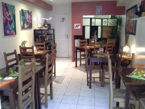 Aubagne, Frankrike: notre salle