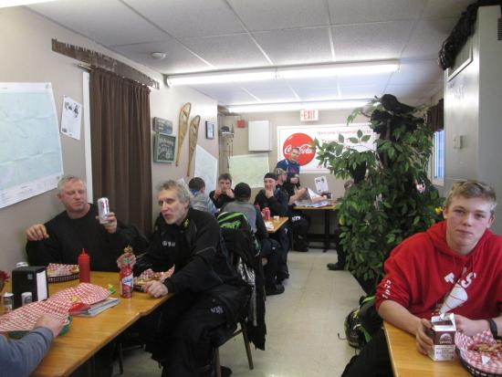 Temagami, แคนาดา: Guys in from Peterborough