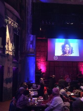World Cafe Live at the Queen: photo1.jpg