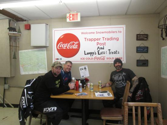 Temagami, แคนาดา: Collingwood Boys