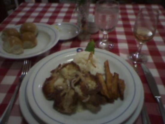 Cuban Restaurant // Pork .. very good