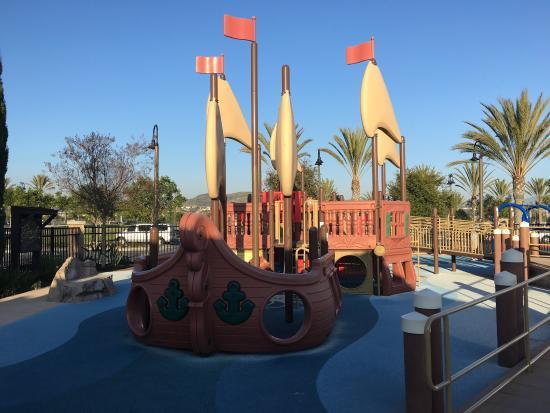 Courtney's SandCastle Universal Playground