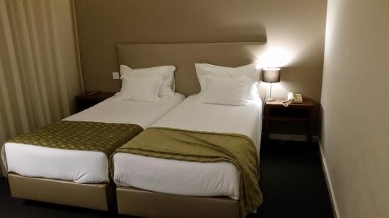 Hotel Regina: Chambre