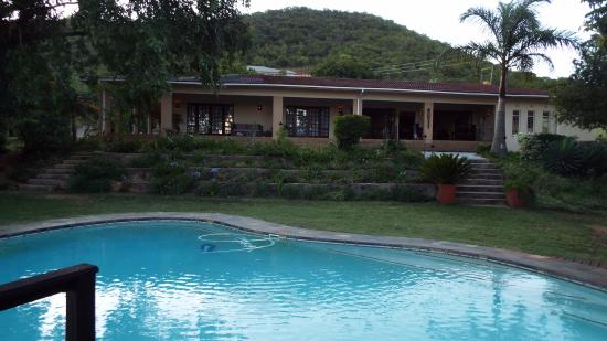 lodge from pool picture of abangane guest lodge hazyview rh tripadvisor co za