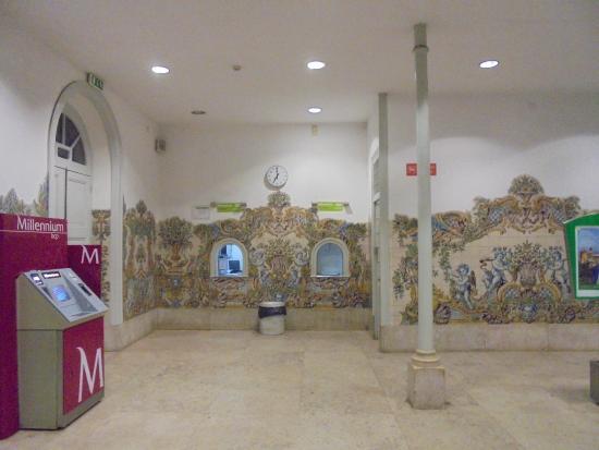 Estação Ferroviária de Sintra