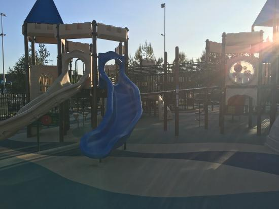 San Clemente, Californië: What a great park!!
