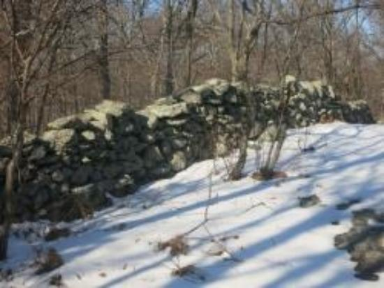 Carmel, NY: Lots of stone walls so there was agriculture here once.