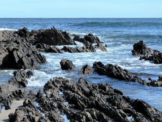 East Lynne, Australien: More great rock formations.