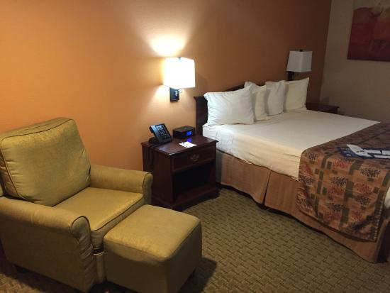 Best Western Skyline Motor Lodge: Room