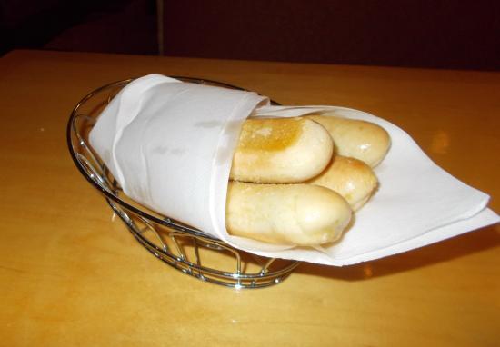 Pueblo, CO: Bread Sticks-2-10-16