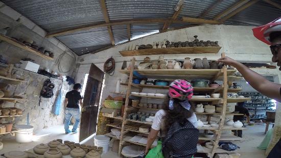 Lake Atitlan, Guatemala: Pottery Workshop