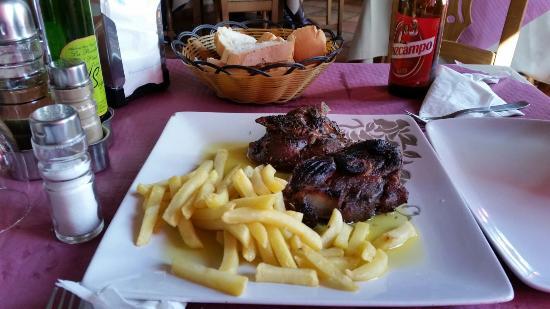 Restaurante El Cruce de Hornos