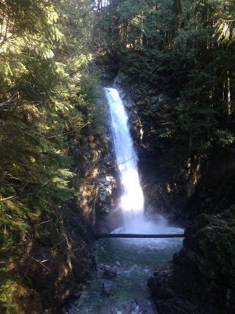 Mission, Kanada: cascade falls