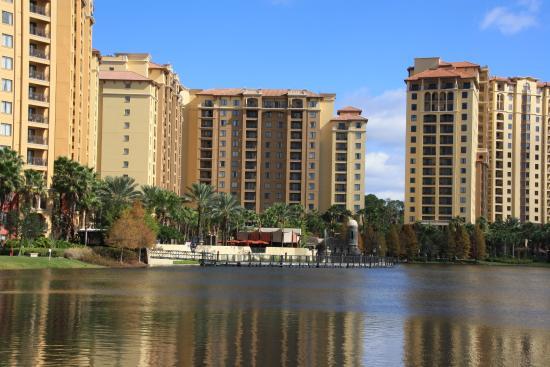 a couple of buildings in resort picture of wyndham bonnet creek rh tripadvisor com