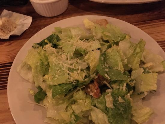 Fayetteville, AR : Caesar Salad