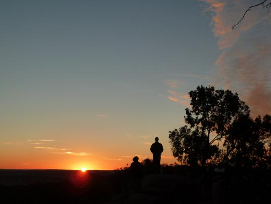 York, أستراليا: here comes the sun