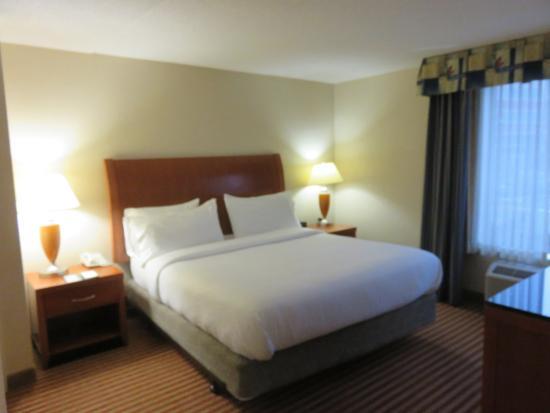 Hilton Garden Inn Washington DC / Greenbelt: Bedroom