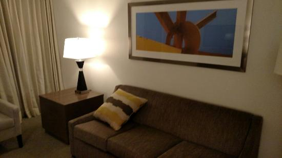 Брукфилд, Висконсин: Sleek Living room