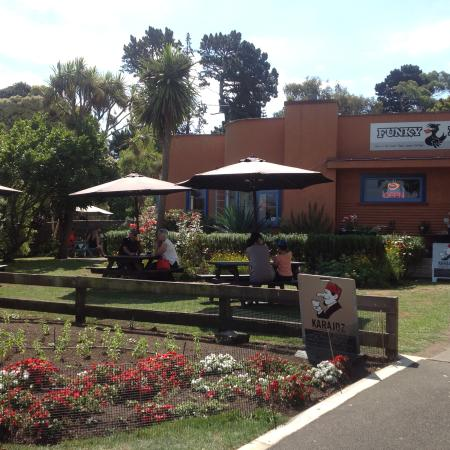 Whanganui, Selandia Baru: Amazing day in the sunshine