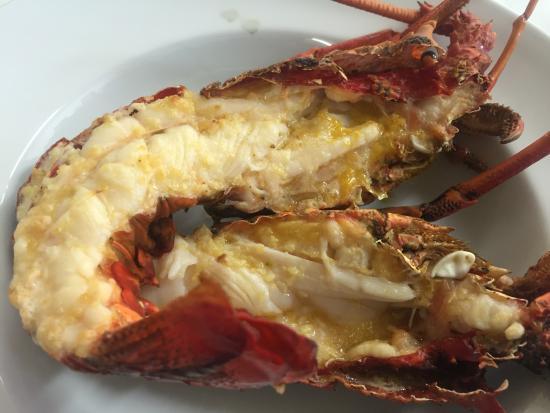 Greytown, New Zealand: Crayfish time:)
