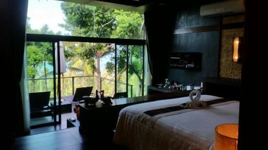 panviman resort koh pha ngan new jacuzzi grande room very nice