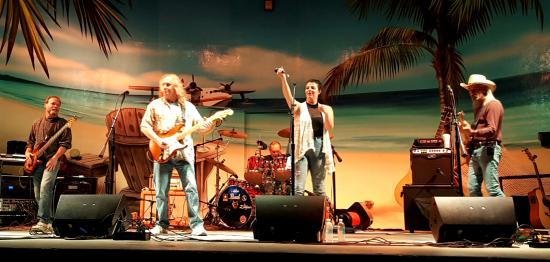 Hollywood Beach: Ocoee River Band