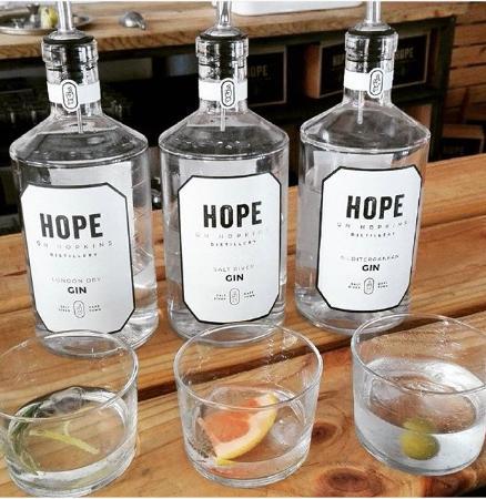Cape Town, Sudáfrica: Distillery tastings