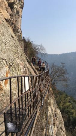 Mid Yandang Mountain: yang dan shan 雁荡山 hiking