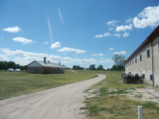 Fort Laramie, WY: Forte