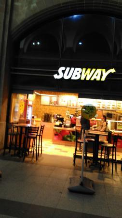 Subway Wiesbaden