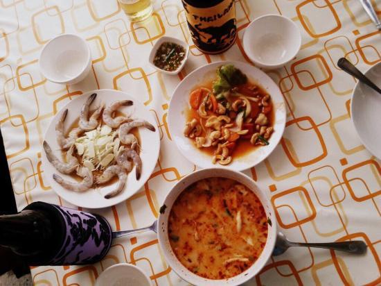 Super Delicious Bild Fr N Friendly Kitchen Thai Food Hua Hin Tripadvisor