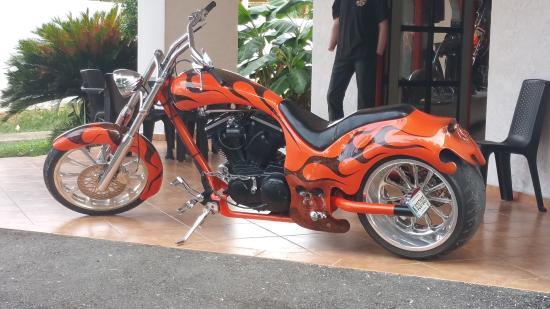 Bayahibe, Δομινικανή Δημοκρατία: moto en expo