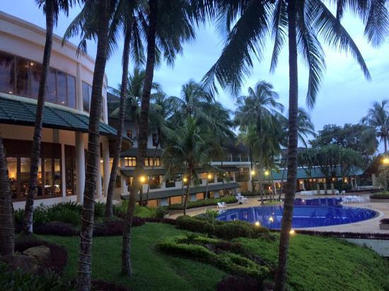 Grand Andaman: อันดามันคลับ