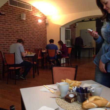Restaurace Ostruvek