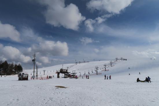 Kirigamine Ski Area
