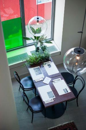 Badias Schirn Cafe Restaurant: Schirn Cafe