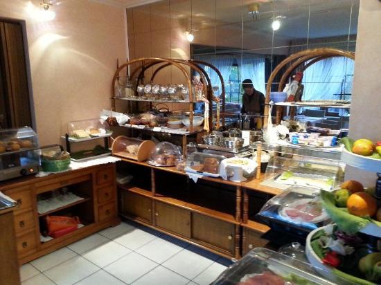 Garni Hotel Tonburg