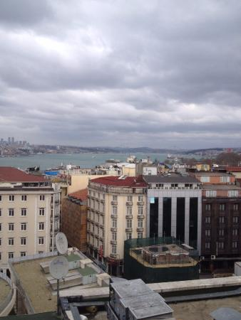 lovely weather and view picture of levni hotel spa istanbul rh tripadvisor com au