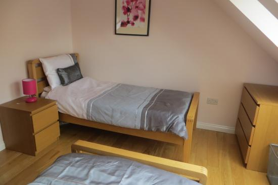 Cardross, UK: Bedroom 2