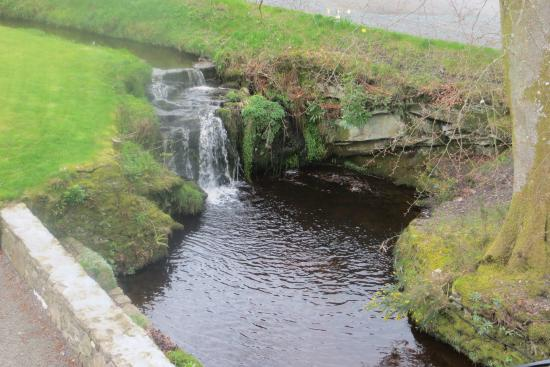 Cardross, UK: Outside Accommodation 1