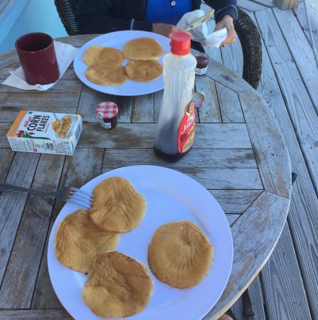 Paradise Bay Bahamas: Pankaces