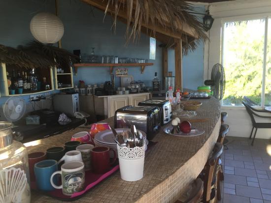 Paradise Bay Bahamas: Frühstücksbuffet