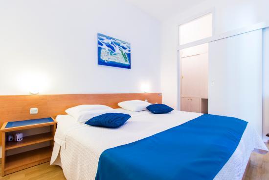 Brodarica, Kroatien: bedroom
